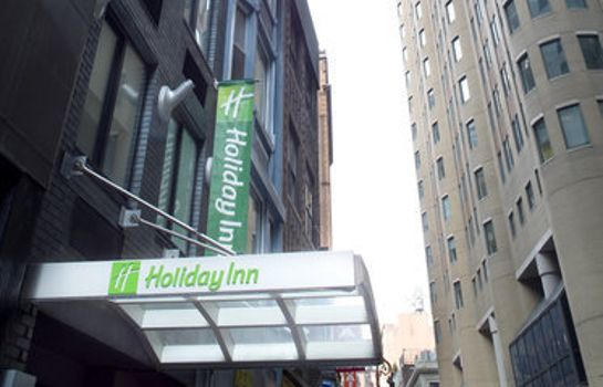 Info Holiday Inn NEW YORK CITY - WALL STREET