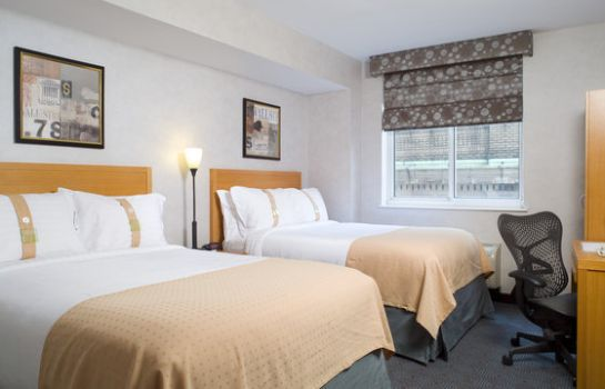 Chambre Holiday Inn NEW YORK CITY - WALL STREET