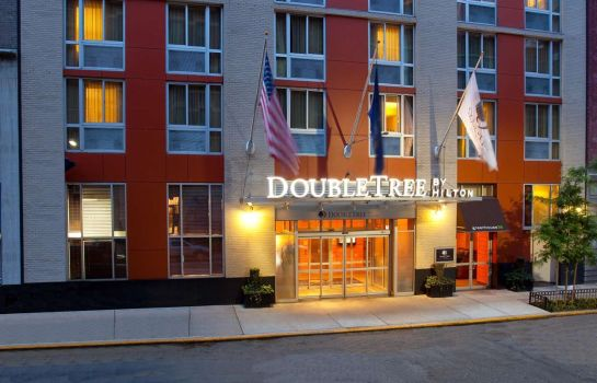 Außenansicht DoubleTree by Hilton New York - Times Square South