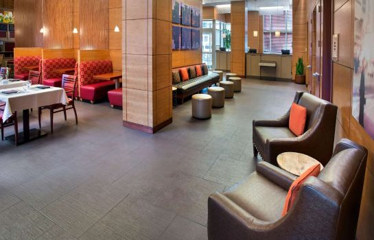 Vestíbulo del hotel DoubleTree by Hilton New York - Times Square South