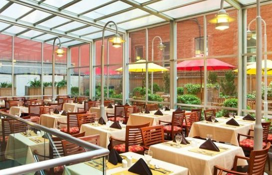Restaurante DoubleTree by Hilton New York - Times Square South