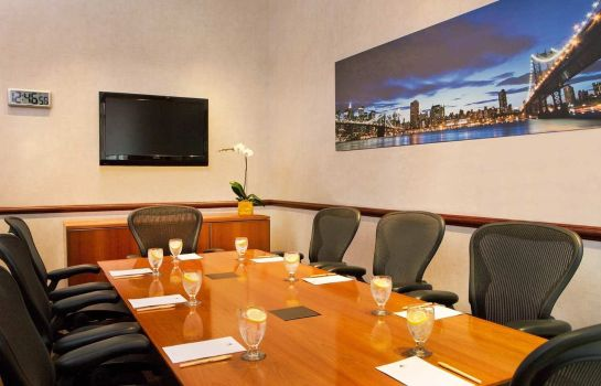 Sala konferencyjna DoubleTree by Hilton New York - Times Square South