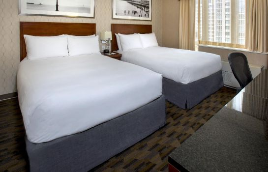 Zimmer DoubleTree by Hilton New York - Times Square South