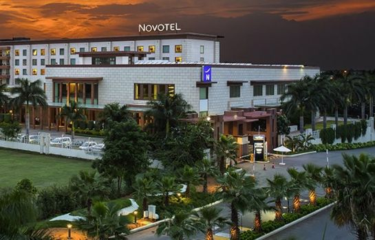 Exterior view Novotel Hyderabad Airport