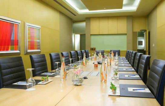 Conference room Novotel Hyderabad Airport