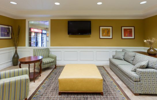 Hol hotelowy Candlewood Suites MANASSAS