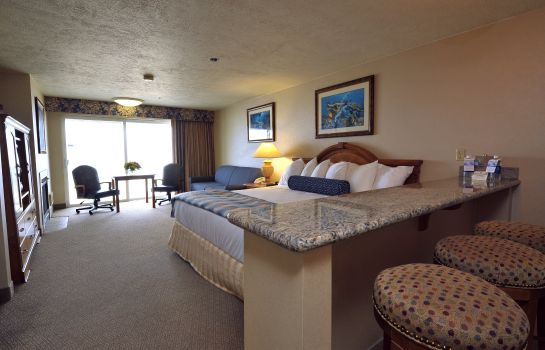 Suite Shilo Inn OceanfrontSeaside