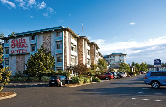 Vista esterna Shilo Inn and Suites Tacoma