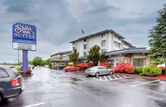 Außenansicht Shilo Inn and Suites Tacoma