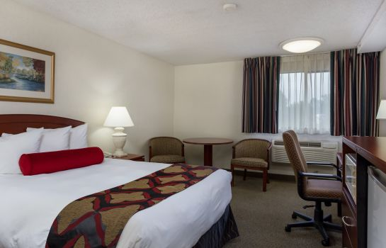 Zimmer Shilo Inn and Suites Tacoma