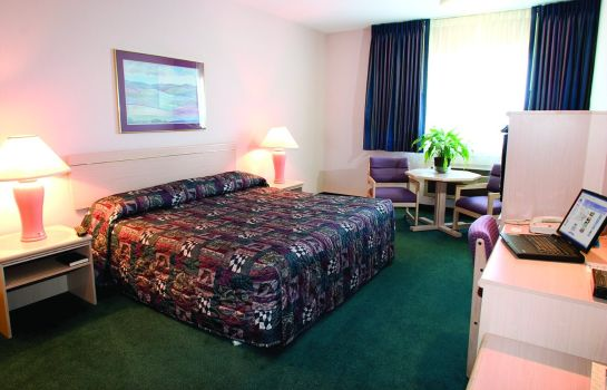 Zimmer SHILO INN AND SUITES  HELENA