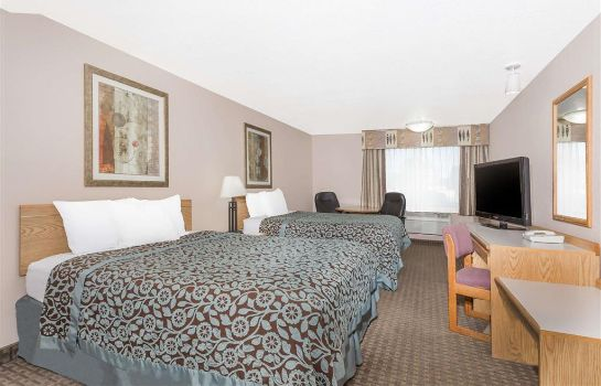 Zimmer DAYS INN SUITES KANAB