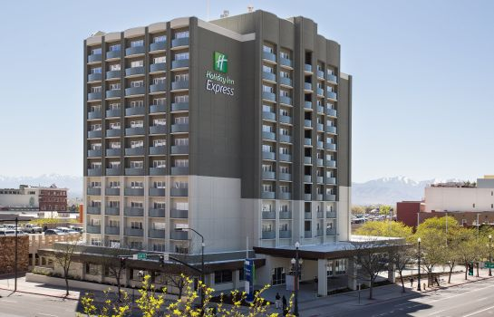 Vista exterior Holiday Inn Express SALT LAKE CITY DOWNTOWN
