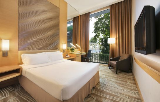 Double room (standard) Park Hotel Clarke Quay