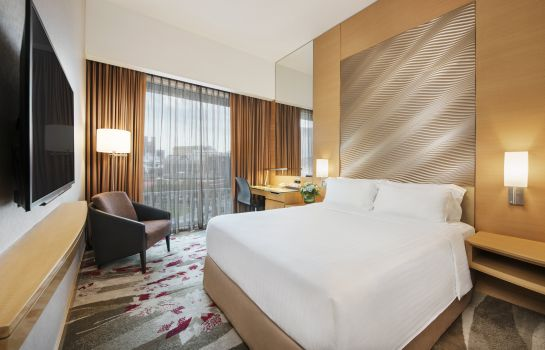 Double room (superior) Park Hotel Clarke Quay