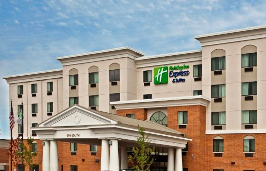 Exterior view Holiday Inn Express & Suites CHICAGO WEST-O'HARE ARPT AREA