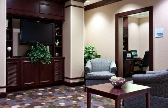 Lobby Holiday Inn Express & Suites CHICAGO WEST-O'HARE ARPT AREA