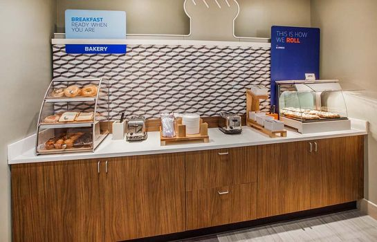 Restaurant Holiday Inn Express & Suites CHICAGO WEST-O'HARE ARPT AREA