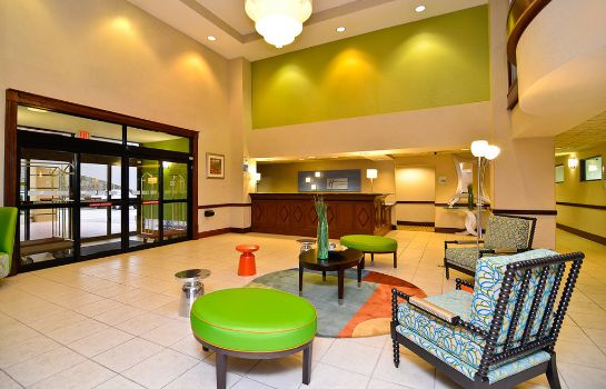 Hotelhalle Holiday Inn Express ATLANTA NE - I-85 CLAIRMONT