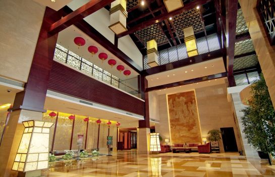 Hol hotelowy New Century Resort Taihuwan Changzhou