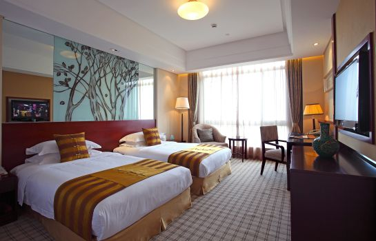 Chambre double (standard) New Century Resort Taihuwan Changzhou