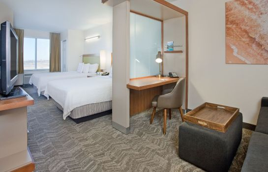 Zimmer SpringHill Suites Wichita East at Plazzio
