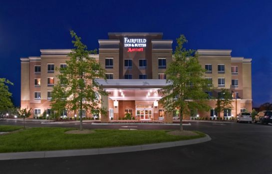 Außenansicht Fairfield Inn & Suites Louisville East