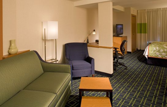 Zimmer Fairfield Inn & Suites Colorado Springs North/Air Force Academy