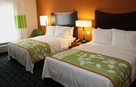 Kamers Fairfield Inn & Suites Colorado Springs North/Air Force Academy