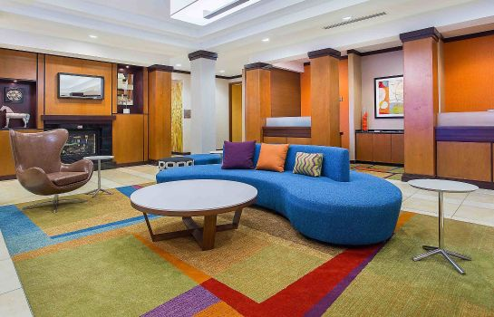 Hotelhalle Fairfield Inn & Suites Louisville East