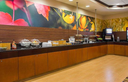 Restaurant Fairfield Inn & Suites Louisville East