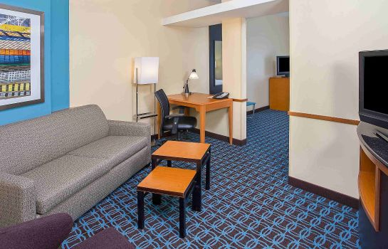 Zimmer Fairfield Inn & Suites Louisville East
