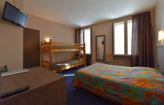 Chambre triple Saint Jacques