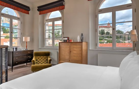 Suite Augustine a Luxury Collection Hotel Prague