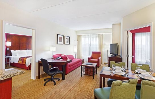 Suite Residence Inn Chattanooga Near Hamilton Place