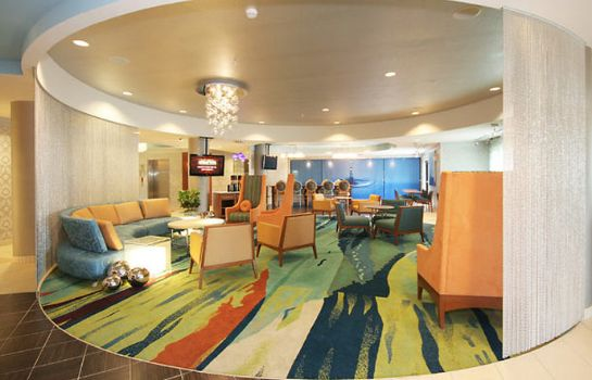 Hotelhalle SpringHill Suites Charleston North/Ashley Phosphate