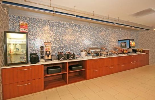 Restaurant SpringHill Suites Charleston North/Ashley Phosphate