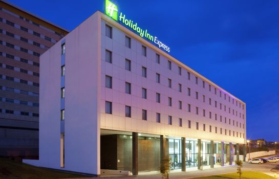 Außenansicht Holiday Inn Express PORTO - EXPONOR