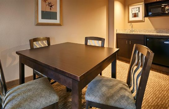 Zimmer BEST WESTERN PLUS ST ROSE PKWY