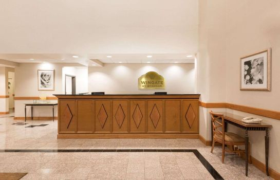 Hotelhalle WINGATE BY WYNDHAM YORK