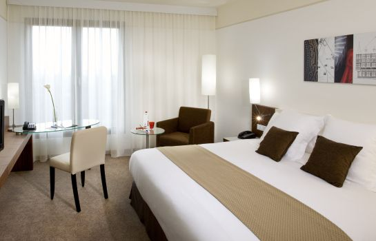 Chambre double (standard) Meliá Luxembourg
