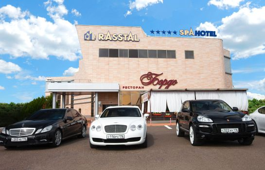 Exterior view Rasstal Spa Hotel