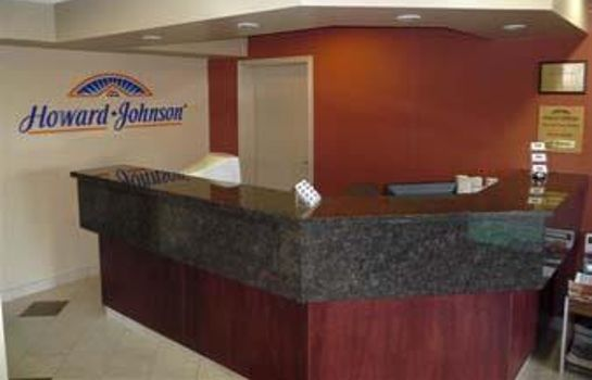 Hotelhal HOWARD JOHNSON BY WYNDHAM RED
