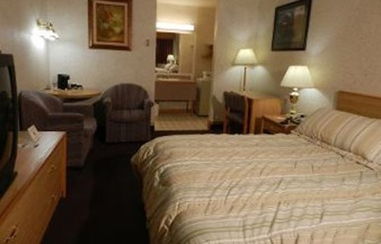 Habitación HOWARD JOHNSON INN RED DEER