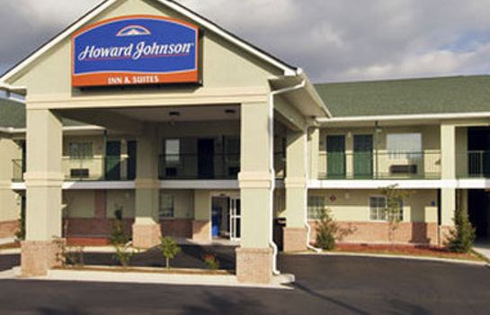 Außenansicht HOWARD JOHNSON INN AND SUITES