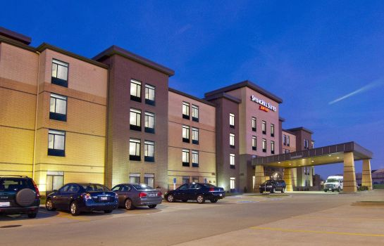Außenansicht SpringHill Suites Cincinnati Airport South