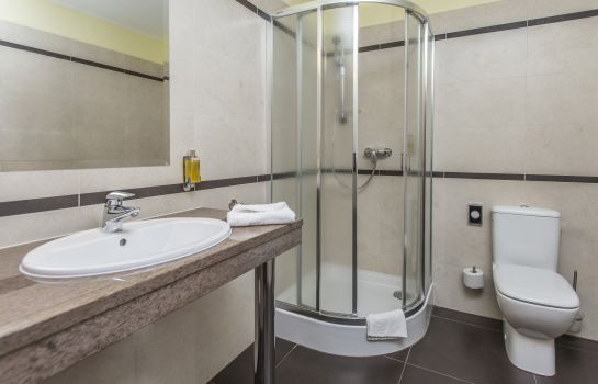 Badezimmer Vega Business Hotel
