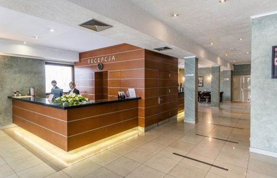 Recepcja Vega Business Hotel