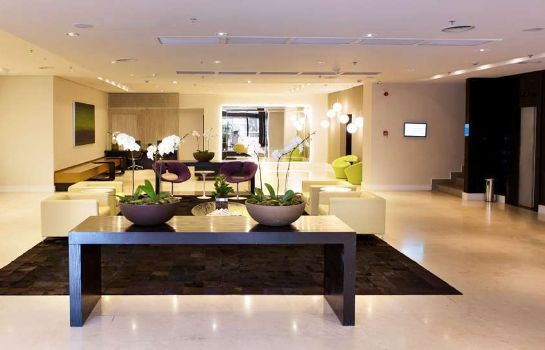 Hotelhalle Hotel Belas Artes SP Paulista - Managed by Accor