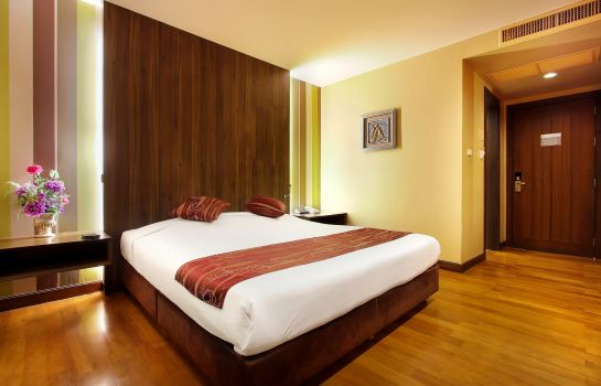 Double room (standard) D Varee Diva Bally Silom